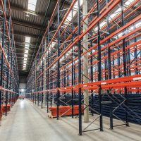Pallet racking protection - The Cane Toad
