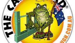 CTT - Logo The Cane Toad Registered